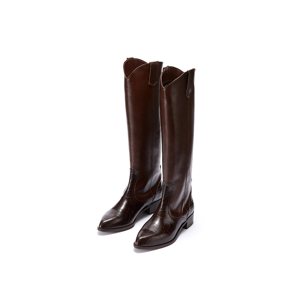 CM19BA301_BR_[A WESTERN BOOTS]